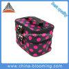 Printed Satin Makeup Storage Organizer Toiletry Travel Beauty Cosmetic Bag