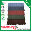 Colorful Roof Material Stone Coated Metal Steel Roof Tiles