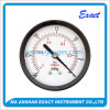 High Quality Dry Black Steel Back Connection Pressure Gauge