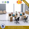 (HX-PT5069) MDF Office Table Office Screen Workstation Office Partition Wall