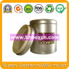 Round Tea Tin Can with Food Grade