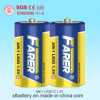 High Discharge Rate 1.5V Farer Super Alkaline Dry Battery (Lr20 D, Am-1)