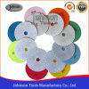 125mm Diamond Wet White Polishing Pad for Stone