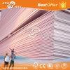 Fire Resistant Pink Gypsum Drywall Board