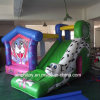 Inflatable Dog Bouncer Combo/Inflatable Bouncer with Slide