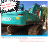 Used Japan Made Excavator Kobelco Sk350LC-8 Good Condition