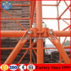 Factory Price Q235 Steel Ringlock Vertical System for Scaffolding