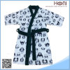 Newest Design Wholesale Bathrobe Night Dress Sleepwear for Kids