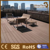 Foshan WPC Green Wood Decking Plank for Roof Terrace