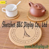 Tea Cork Coaster, Table Cork Coaster, Cardboard Coaster, Placemat with SGS (B&C-G113)