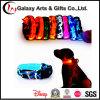 Custom LED Products Flashing Clowing Camouflage Nylon Pet LED Dog Collars