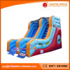 2017 High Quality 0.55mm PVC Tarapulin Inflatable Slide (T4-254)