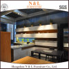New Model Kitchen Cabinet with Wood Veneer Kitchen Cabinet Door