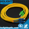Patchcord Sc/APC to Sc Duplex Sm 3.0mm Yellow