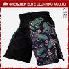 Custom Logo Polyester Professional MMA Shorts (ELTMSI-2)