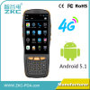 4 Inch Touch Screen 4G Quad-Core Android 5.1 Barcode Scanner