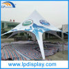 2016 Aluminum Advertising Full Color Star Tent Beach Shade Canopy