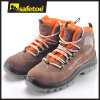 Elegant Free Metal Safety Shoes with Steel Toe Cap M-8366