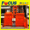 Double Cage Sc120/120 Construction Hoist on Promotion