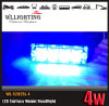 Blue Car Grille Exterior Lights Surface Mount Light