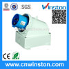 63A 3/4/5pin IP67 Surface Mounted Plug with CE