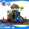 2015 Safety Environmental Outdoor Funny Playground Slides