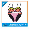 Custom Womens Unique Sexy Neoprene Bikini Swimsuits with Plus Size