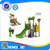 Playground Equipment with Slide