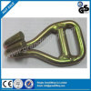 Yellow Zinc Lashing Hook 32mm 40mm 50mm