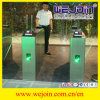 Automatic Security Retractable Flap Barriers for Access Control System