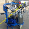 Twin Buckets Dry Type Pump Milking Machine