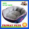 High Quaulity Comfort Denim Dog Bed (WY1610126A)