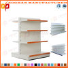 New Customized Iron Double Sided Supermarket Shelving (Zhs504)