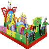 2015new Design From Liben Kids Indoor Playground Equipment