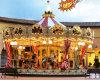 Outdoor Playground Merry Go Round for Children Lt4022A
