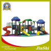 Fairy Tale Series 2018 Latest Outdoor/Indoor Playground Equipment, Plastic Slide, Amusement Park Excellent Quality En1176 Standard (TG-005)
