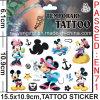 Temporary Body Cartoon Tattoo for Kids (cg057)