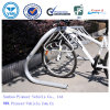 Outdoor Floor Steel Bike Rack Bicycle Parking Stand