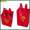 6 Bottle Wine Bag Holder Wine Bottle Holder (TP-WB085)