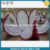 Hot Sale Wedding Stage, Event Decoration Inflatable Ground Flower No. 12404 for Sale