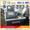 China Mini Matel CNC Lathe Machine