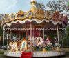 16/24/32 Seats Amusement Machine Rocking Horse Ride Carousel