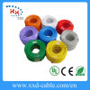Soft Indoor UTP CAT6 Solid Cable/LAN Cable/Network Cable/Communication Cable