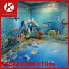 3D Sea World Decoration Material Background Polished Porcelain Wall Tiles