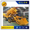 Full Automatic Concrete Self Loading and Unloading Concrete Truck Mixer