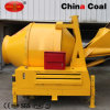 20 Yrs Exporting Experience Hydraulic Small Portable Concrete Pump with Mixer