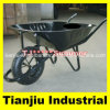 65L France Model Wheelbarrow Wheel Barrow Wb6400 with Air Wheel