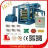 Automatic Concrete Block Machine/ Cement Brick Making Machine (QT6-15)