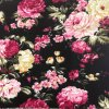 Printed Spandex Cotton Fabric