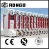 Factory Aluminium Flexible Retractable Gate